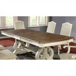 Furniture of America CM3150WHTTABLE