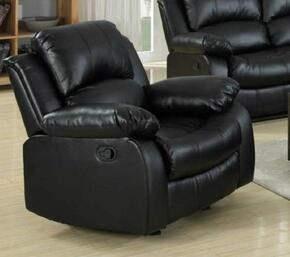 Myco Furniture 1075CBLK
