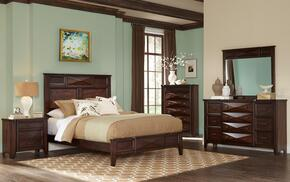 Myco Furniture SP6140QNCMDR