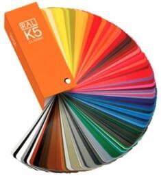 RAL Custom Color Option
