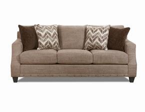 Lane Furniture 802504QCROSBYPEWTER
