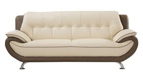 American Eagle Furniture EKB600CRMTPESF