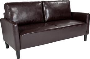 Flash Furniture SLSF9183BRNGG