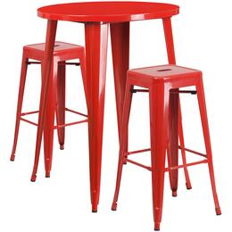 Flash Furniture CH51090BH230SQSTREDGG