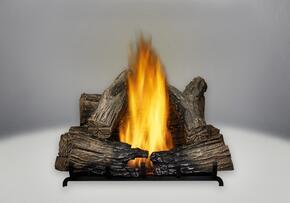 B35NL Burner Assembly, Log Set Configuration (Natural Gas)