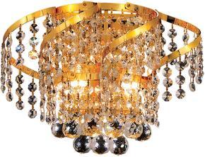 Elegant Lighting VECA1W12GSS