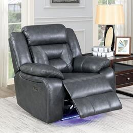 Furniture of America CM6641GYCHPM