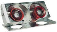 P8 900 CFM Internal Blower