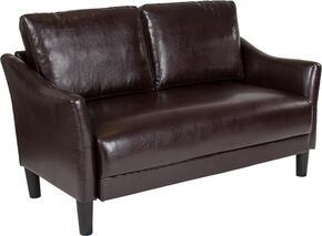 Flash Furniture SLSF9152BRNGG