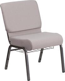 Flash Furniture FDCH02214SVGYDOTBASGG