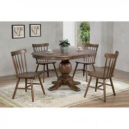 Furniture of America CM3305OTTABLE