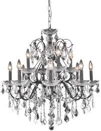 Elegant Lighting V2015D28DBSA