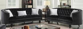 Furniture of America CM6145BKSFLV