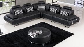 American Eagle Furniture AEL607MBK