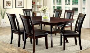 Furniture of America CM3984WT6SC