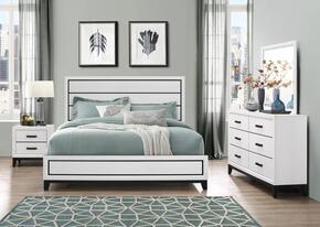 Global Furniture USA KATEWHKBDMNS