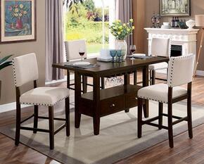Furniture of America CM3730PTPC5PC