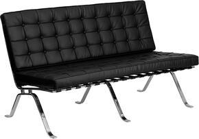 Flash Furniture ZBFLASH801LSBKGG