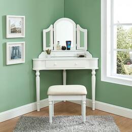 Furniture of America CMDK5849WH