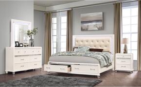 Global Furniture USA SOFIAWHKBDMNS