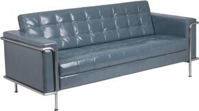 Flash Furniture ZBLESLEY8090SOFAGYGG