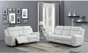 Global Furniture USA U8311PSPLW