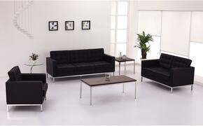 Flash Furniture ZBLACEY8312SLCBKGG