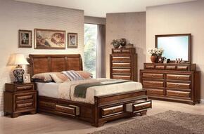 Acme Furniture 20444EK6PCSET