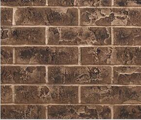 BRICKMQ42TB Brick Interior Panels in Tavern Brown