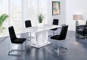 Global Furniture USA D894DT4D1067DCBL