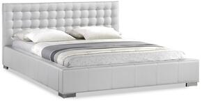 Wholesale Interiors BBT6183WHITEKINGBED