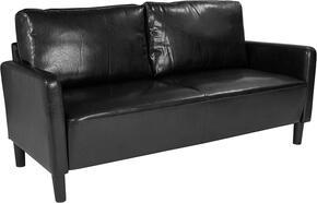 Flash Furniture SLSF9183BLKGG