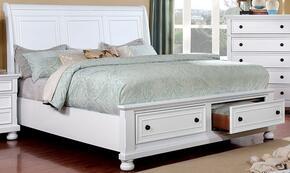 Furniture of America CM7590WHCKBED