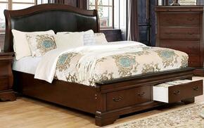 Furniture of America CM7504CHEKBED