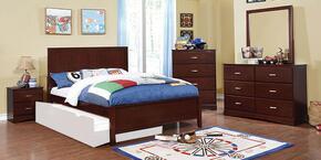 Furniture of America CM7941CHTBNCDM