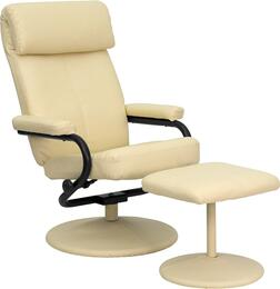 Flash Furniture BT7863CREAMGG