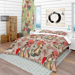 Design Art BED18737K