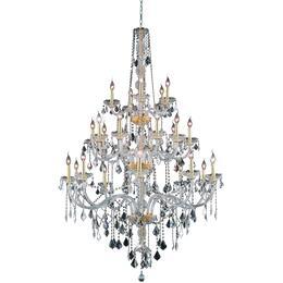 Elegant Lighting V7825G43GSA