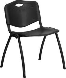 Flash Furniture RUTD01BKGG