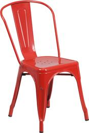 Flash Furniture CH31230REDGG