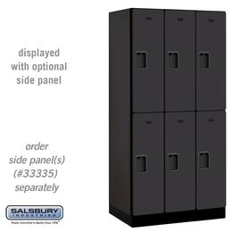 Salsbury Industries 32361BLK