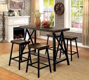 Furniture of America CM3415PTPC5PCSET