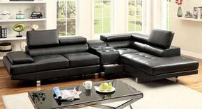 Furniture of America CM6833BKSETCS