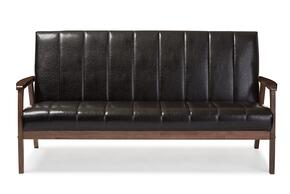 Wholesale Interiors BBT8011A2BROWNSOFA