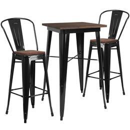 Flash Furniture CHWDTBCH16GG