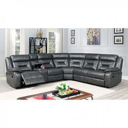Furniture of America CM6642GYSECT