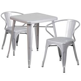 Flash Furniture CH31330270SILGG