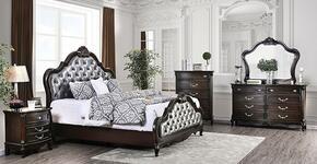 Furniture of America CM7426QBNCDM