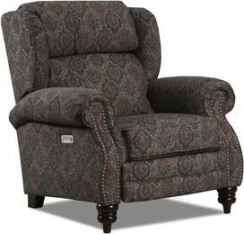Lane Furniture 651111SANTACRUZPRUSSIAN