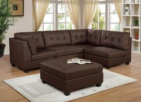 Furniture of America CM6957BRSECT